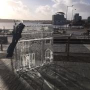 Ice House - Welsh Water / Dwr Cymru