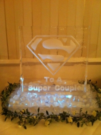 Superman Logo Plaque