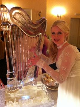 Claire Jones Harp