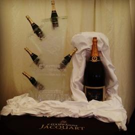 Art Deco Champagne Cooler