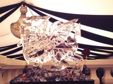 Dragon (double block sculpture)