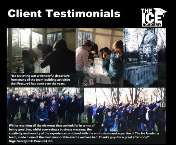 Client testimonials 13  Testimonials