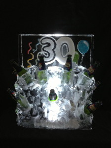 30 Party Time Drinks Cooler