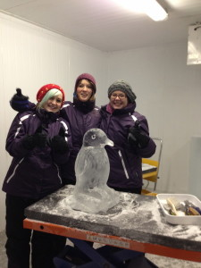Ice Sculpting Taster Session
