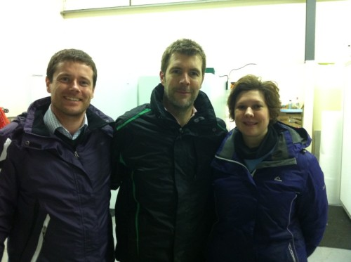 Thanks to Rhod for such a great afternoon and for letting us be a part of it.