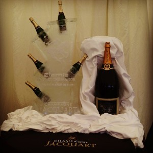 Celtic Manor Polo Event Champagne Cooler