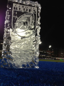 Cardiff Blues for BBC's Scrum V Live