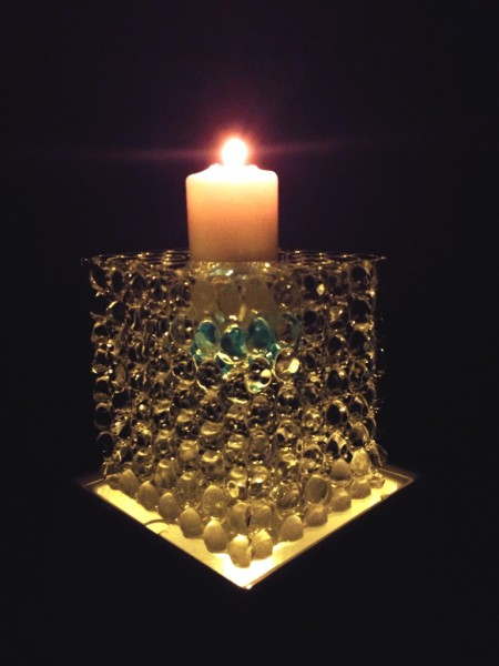 Bubble Ice Candlestick